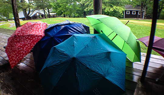 packing-checklist-umbrella-great-mother-new-father-conference