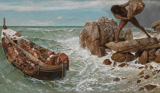 Image from the Odyssey